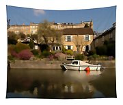 Bath Canalside Tapestry