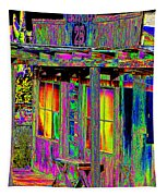 Bath House Pop Art Tapestry