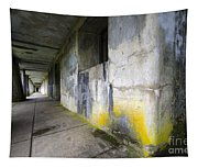 Battery Russell Oregon 1 Tapestry