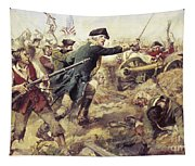 Battle Of Bennington Tapestry