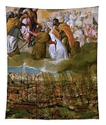 Battle Of Lepanto Tapestry