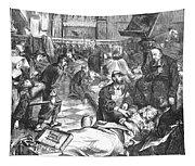 Battle Of Sedan, 1870 Tapestry