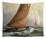 Bawley In The Estuary Tapestry