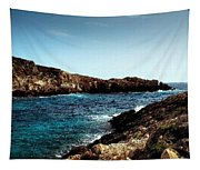 Bay And Sea Tapestry