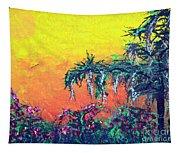 Bayou Honeymoon Tapestry