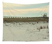 Beach Day Tapestry