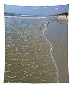 Beach Days Tapestry