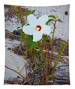 Beach Flower Tapestry