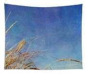 Beach Grass In The Wind Tapestry
