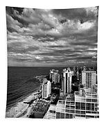 Beach Hotels San Juan Puerto Rico Tapestry