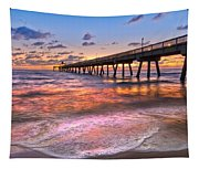 Beach Lace Tapestry