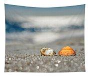 Beach Lovers Tapestry