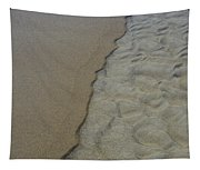 Beach Texture Tapestry
