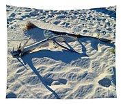 Beach Treasures Tapestry