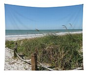 Beachaccess Tapestry