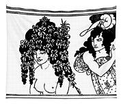 Beardsley Lysistrata, 1896 Tapestry
