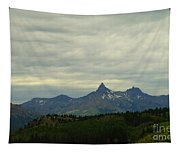 Beartooth Mountain Montana Tapestry