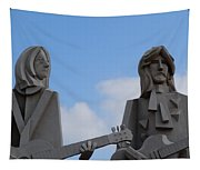 Beatles Tapestry