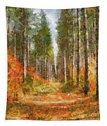 Beautiful Autumn Tapestry