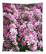 Beautiful Blossoms Tapestry