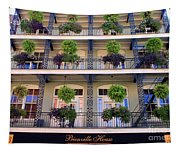 Beautiful Hotel In New Orleans Tapestry