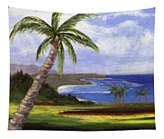 Beautiful Kauai Tapestry