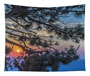 Pastel Morning Tapestry