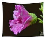 Beautiful Purple Flower Tapestry