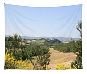 Beautiful Spot - Crete Senesi Tapestry