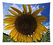 Beautiful Sunflower Tapestry