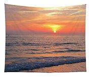 Beautiful Sunset Tapestry