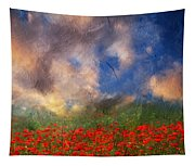Beauty And The Beast Of Nature Tapestry