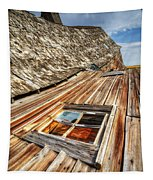 Beauty Of Barns 6 Tapestry