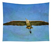 Beauty Of Flight Textured Tapestry