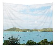 Beauty Of St Thomas Tapestry