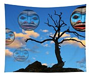 Magic Of The Pacific Northwest 3 Tapestry