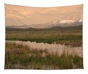 Beaver Lodge Tapestry