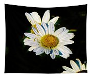 Bed Of Daisy's For Daisy Tapestry