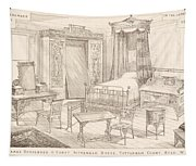 Bedchamber Furniture In The Japanese Tapestry