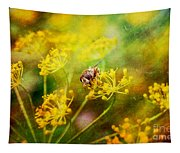 Bee Tapestry