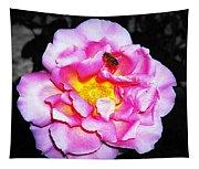 Bee Landing Tapestry