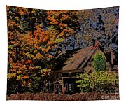 Beehive House 2 Tapestry
