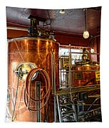 Beer - The Brew Kettle Tapestry