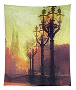 Before Sunrise Tapestry