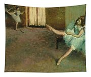 Before The Ballet Tapestry