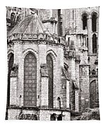 Behind The Cathedral Tapestry