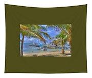 Belize Hdr Tapestry