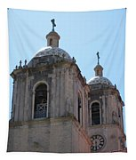 Bell Towers Tapestry