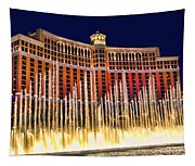 Bellagio Water Show Tapestry