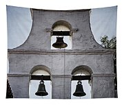Bells Of Mission San Diego Too Tapestry